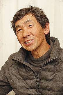 「慣れない日本でも、生長の家の教えがあったから頑張れた」と語るカツオさん