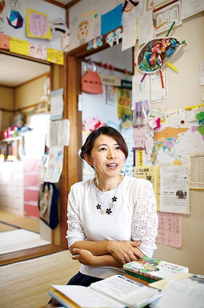 加藤美智さん(39歳)岐阜県瑞穂市 取材/宮川由香 撮影/堀 隆弘 取材当日は長女の10歳の誕生日。「私も母親になって10歳。わが家を選んで生まれてきてくれたことに感謝しています」