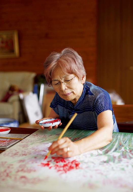 海野妙子(うんの・たえこ)さん│68歳│静岡県富士宮市 取材/久門遥香(本誌) 写真/堀隆弘