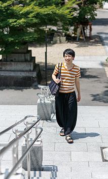 自宅から徒歩10分で行ける八事山興正寺。散歩コースの1つ