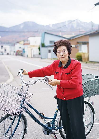 長谷さん 90歳・札幌市 取材/多田茂樹 撮影/堀 隆弘