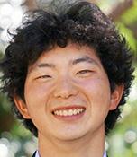 鈴木隆史 生長の家 愛知教区青年会副委員長 仕事は電気関係で、毎日電柱に登っている。「様々な形をしていて、個性を感じさせてくれる電柱に魅力を感じています」