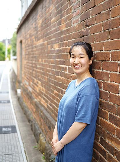 桶田晴美(おけた・はるみ)さん 京都府宇治市・24歳・団体職員