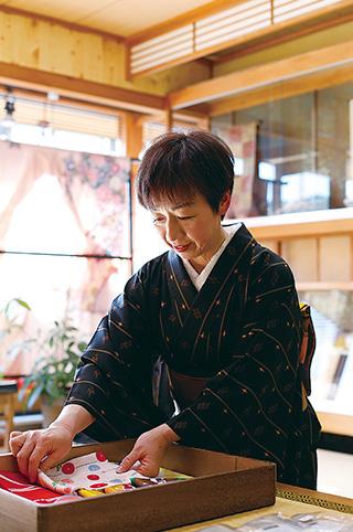 高岡 恵 53歳・兵庫県 撮影/中橋博文