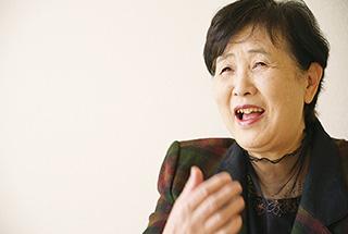 「私はこのままで大丈夫という気持ちになれ、60年間の悩みから解放されました」