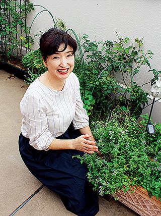 山崎美和さん(54歳) 岐阜県垂井町  料理教室、パン・お菓子教室主宰 撮影/水上有二