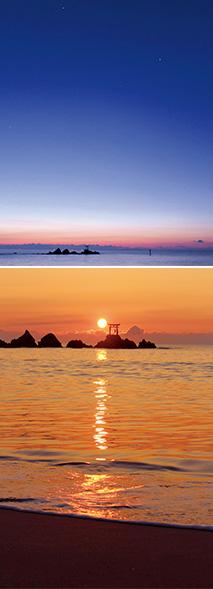 上:写真1/下:写真3