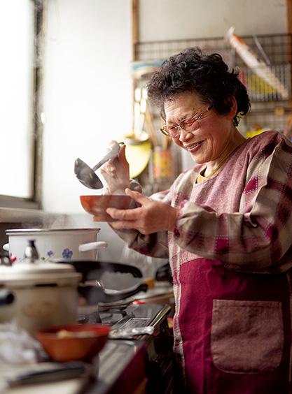 海野とし子(うんの・としこ)さん(72歳)山形県 取材/原口真吾(本誌) 撮影/堀 隆弘