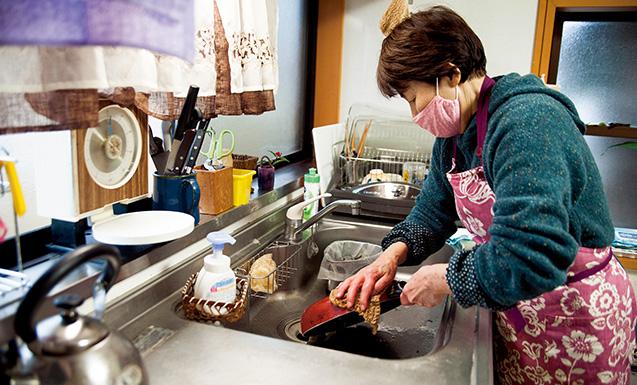 瀬戸良子(せと・ながこ)さん (71歳) 京都府京丹後市